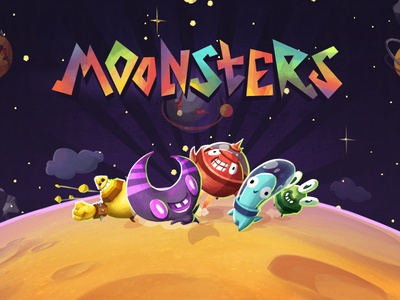 Moonsters, mobile game