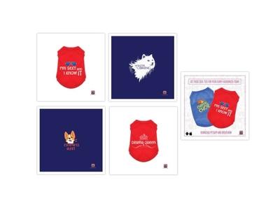 Petsapp - T.shirt Design