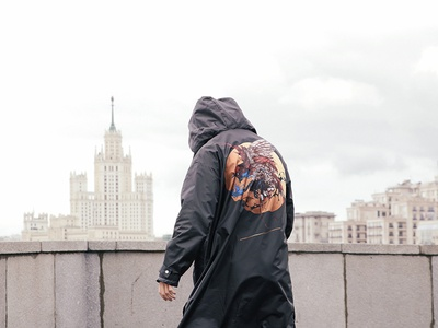 Spiritcatcher Raincoat