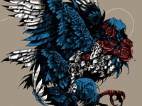 Sirin / Bird of Sorrow