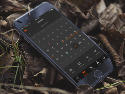 Strava Calendar cal stats streaks streak ios iphone calendar strava