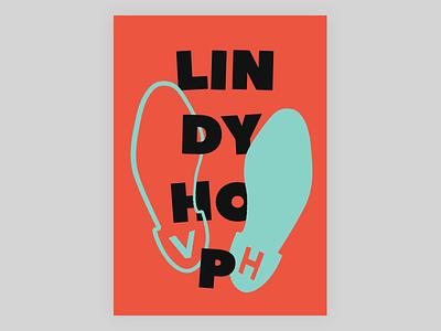 Lindy Hop right left font sans peace footprints shoe shoes dance hop lindy