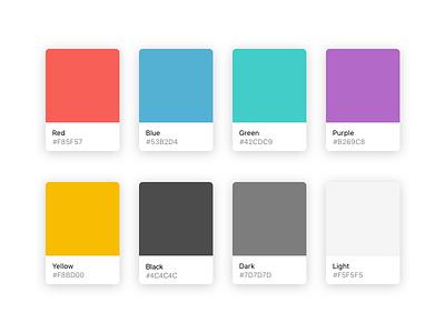 Palette swatches palette colors color