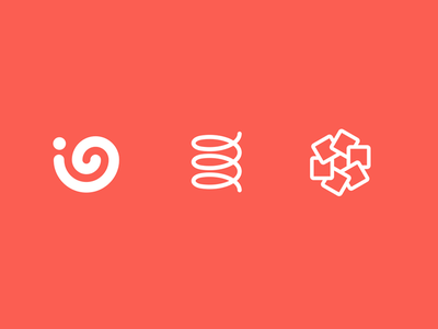 Explorations branding vector icons icon logo
