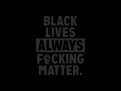 BLM. illustration graphicdesign black lives matter lettering typography type