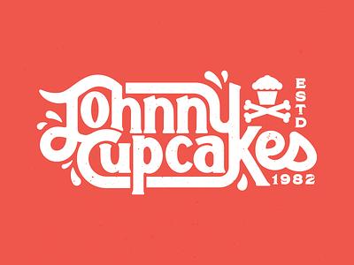 Chunky. type branding graphic design corey reifinger johnny cupcakes logodesign font custom lettering typeface logos typography logo