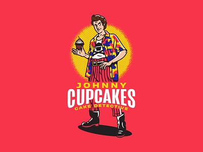 Ace. humor comedy halftones fanart movie vectorart illustrator jim carrey ace ventura corey reifinger johnny cupcakes illustration