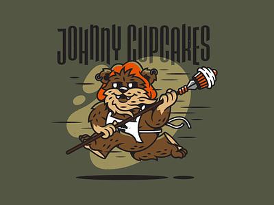 Critter. star wars art illustrator branding cartoon mascot character mascot endor ewok star wars corey reifinger type typography vector illustration johnny cupcakes