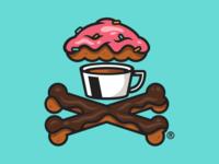 Donuts & Coffee.