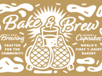 Bake & Brew.