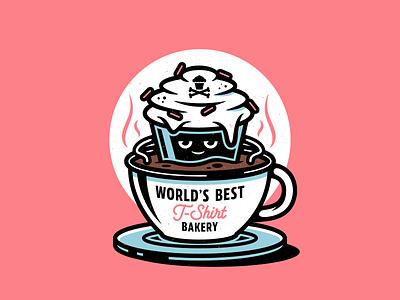 Slow Drip. bakery corey reifinger type vector illustration promo design flyer johnny cupcakes illustration coffee