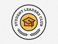 Student Leaders Club Badge Logo