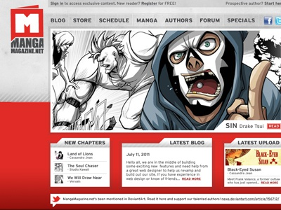 Resultado de imagen para manga web