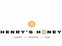 Henry's Honey Logo Concept