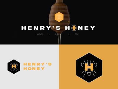 Henry's Honey: Organic Raw Honey
