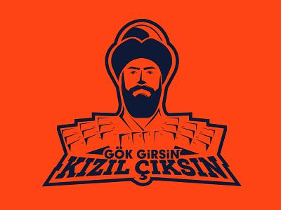 Turkish Warrior turkish kayı alp warrior