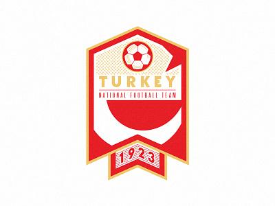 Turkey Football Team brand logo futbol türkiye turkey
