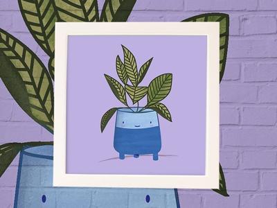 Fun plant happy plant plants