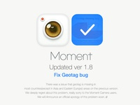 Moment Updated ver 1.8