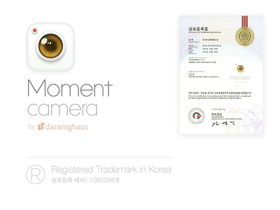 Moment Camera® moment camera camera trademark
