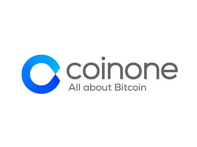 Coinone Brand Design bitcoin coinone logo ci bi flus