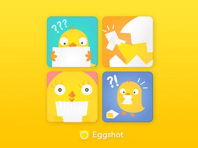 Eggshot - Message Cover Artwork eggshot illust illustration artwork egg