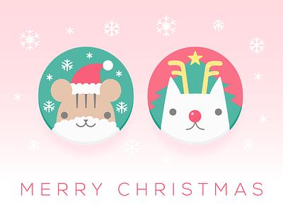 MERRY CHRISTMAS imessage sticker xmas christmas