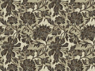 floral unique pattern