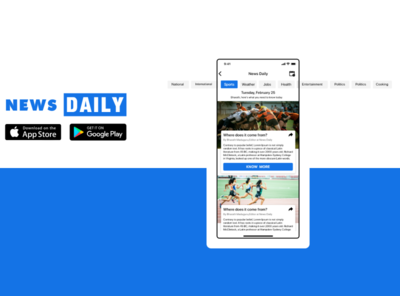 News Daily Mobile App