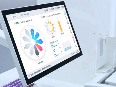 万孚全自动蛋白分析仪:为医疗仪器添色彩 - Automatic protein analyzer