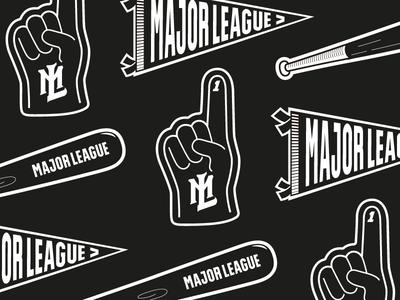 Major League Illustrations