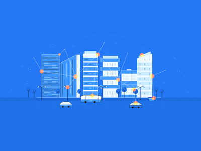 Smart Cities Will Save The World