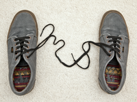 Shoelace Initials