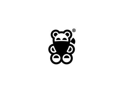Childhood Gang - T-shi*t Print III brandits print t-shirt branding logo childhood hood child bandana gang teedy bear