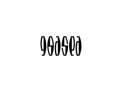 [ WIP ] Goa Sea typography type brandiing logo trance music club beach water wave sea goa