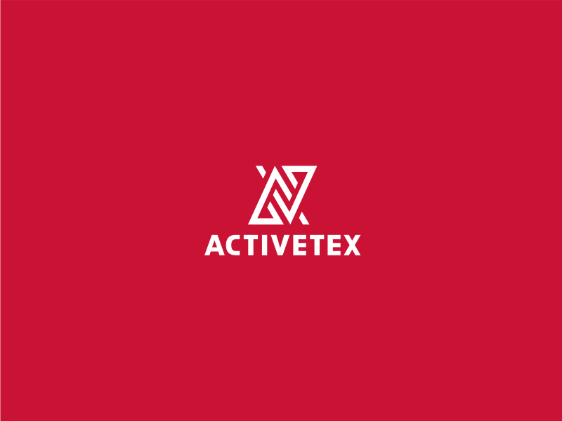 Activentex textile monogram product branding logo wind rain cloth wear fabric weather