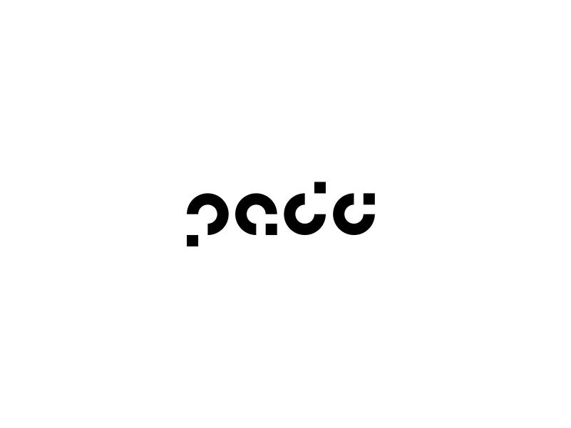 Pado creative music branding logo typography type android app controller pad midi