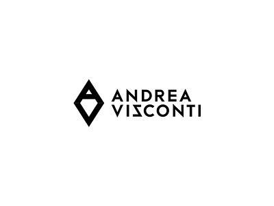 Andrea Visconti - The Jeweler brandits necklace branding logo type monogram jewelers jewelry ring gold diamond jeweler