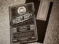 EntreLeadership All Access Secret Party Invite
