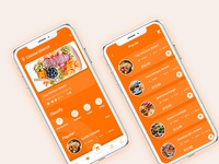 Food ordering and reservations app