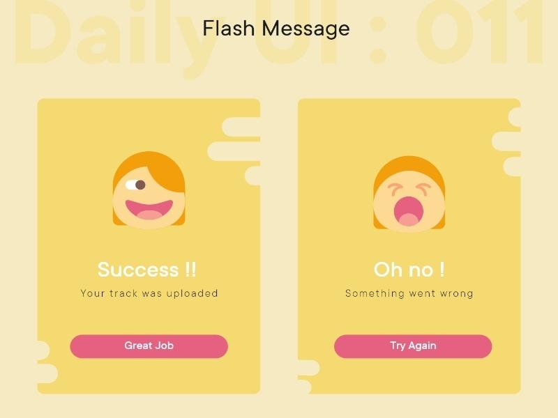 #DailyUI 11 adobe xd ui mobile dribbble app ux design