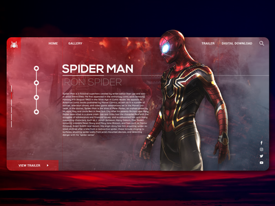 Spider Man Far From Home Ui 2