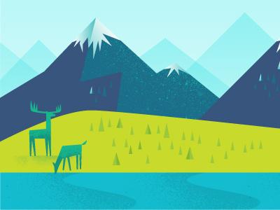 Google Now illustration travel