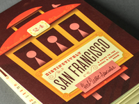 Distinctively San Francisco Map
