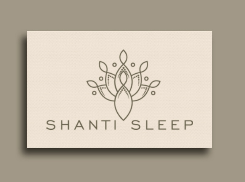 SHANTI SLEEP BRANDING KIT