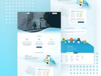 InTouch Website UX-UI