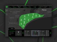 Firefly Map Dashboard UX-UI