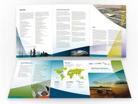 Tri-fold 6 Panel Brochure