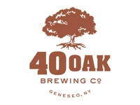 40 Oak Brewing Co logo 1