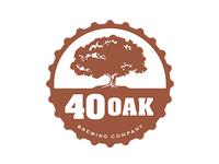 40 Oak Brewing Co logo 2